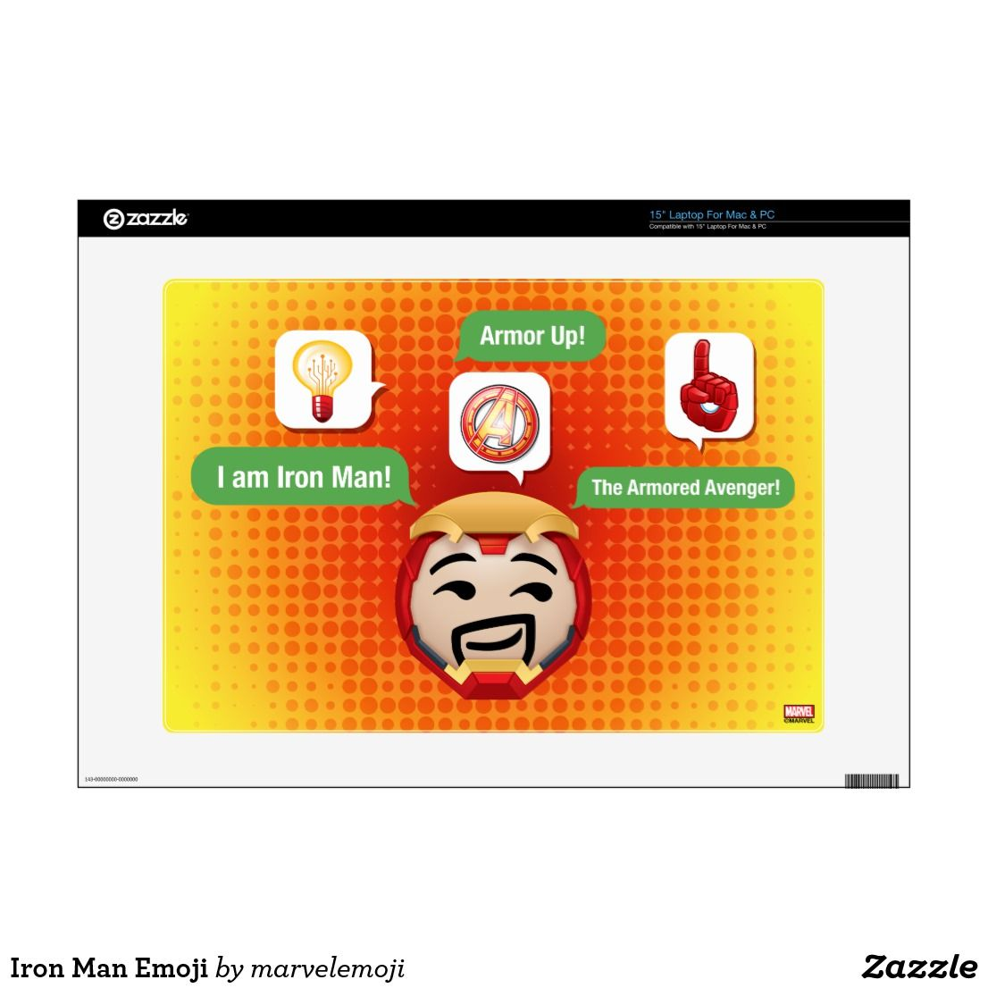 Iron Man Emoji 15