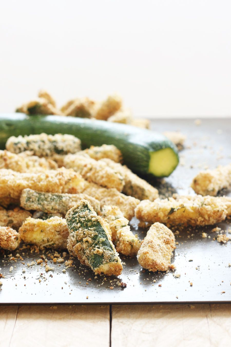 Late August is zucchini season. If you have a garden, you're fully aware of this fact, and you're probably eagerly looking for people to off-load your ba-gillion pounds of zucchini onto. Since I do...