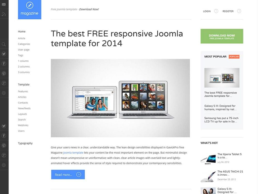 65+ Best Free Responsive WordPress Themes 2018 | Pinterest | Wordpress