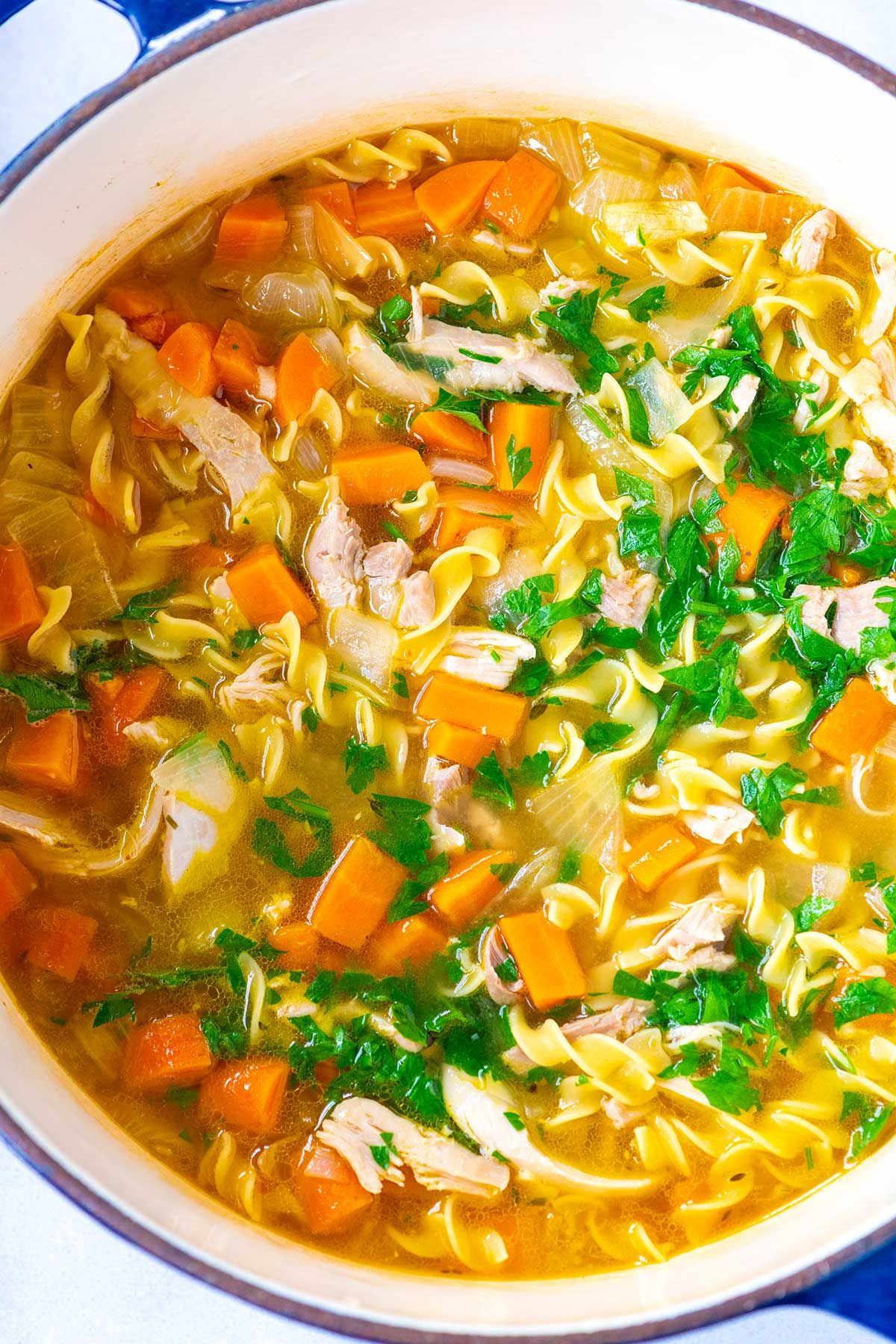 Ultra Satisfying Chicken Noodle Soup Recipe Soup Recipes Chicken Noodle Chicken Noodle Soup Homemade Chicken Noodle Soup Recipe Homemade