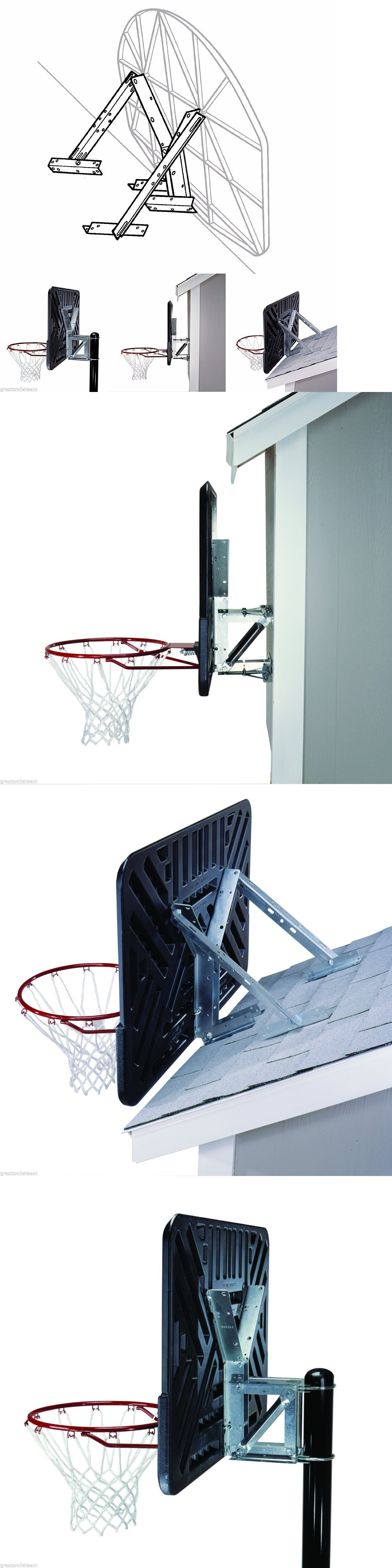 backboard systems 21196 spalding portable basketball hoop system