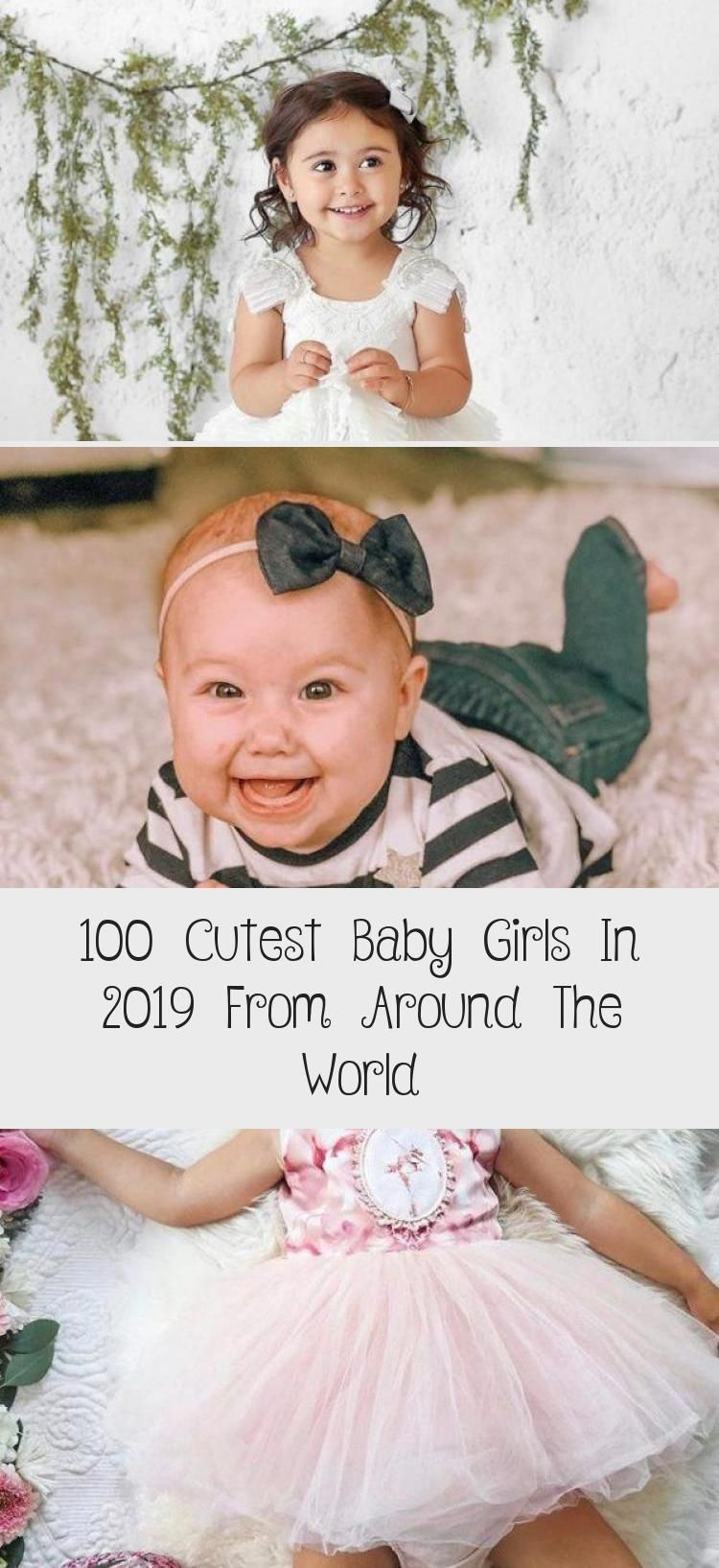 100 Cutest Baby Girls In 2019 From Around The World - health and diet fitness, #Baby #BabyClothingph...