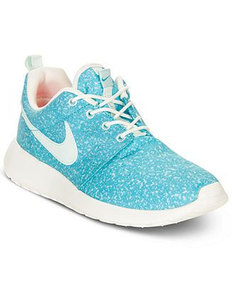 Nike Women's Shoes, Roshe Run Sneakers - Kids Finish Line Athletic Shoes -  Macy's