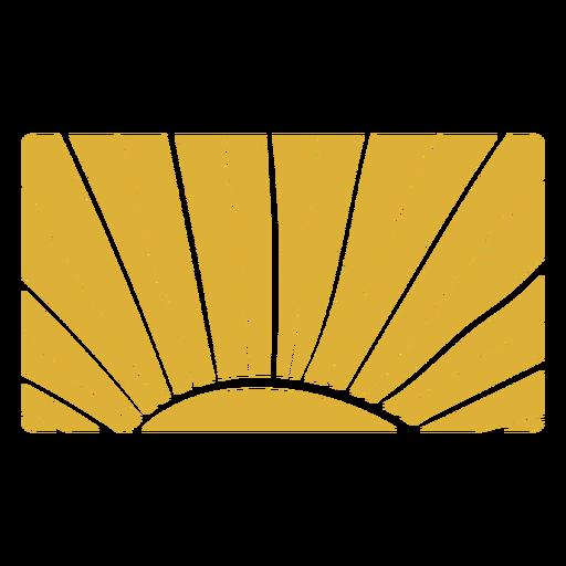 Rising Sun Pattern Ad Rising Pattern Sun Graphic Design Logo Sun Logo Pattern