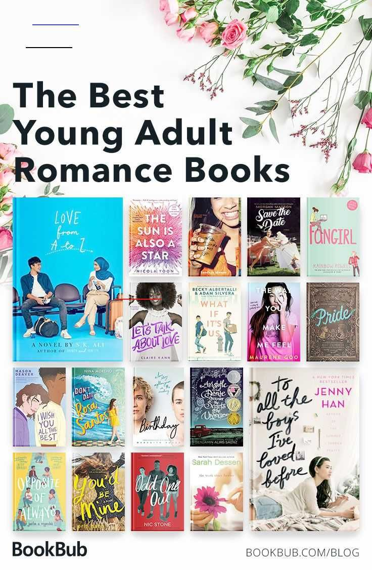 A definitive list of the best young adult romance books
