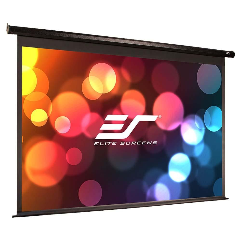 Elite Screens 84 Inch 16 9 Electric Motorized Drop Down Projection Screen Projection Screen Electric Screen Projector Screen