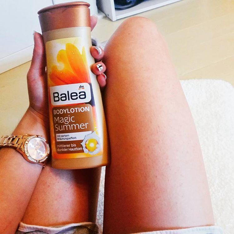 Balea Bodylotion Magic Summer