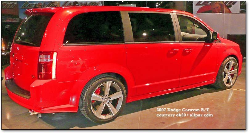 Dodge Caravan R T With Images Jeep Jt Dodge Caravan Rt Caravan