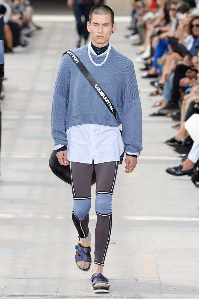 d8f206678331 Louis Vuitton Spring-Summer 2018 Menswear Collection