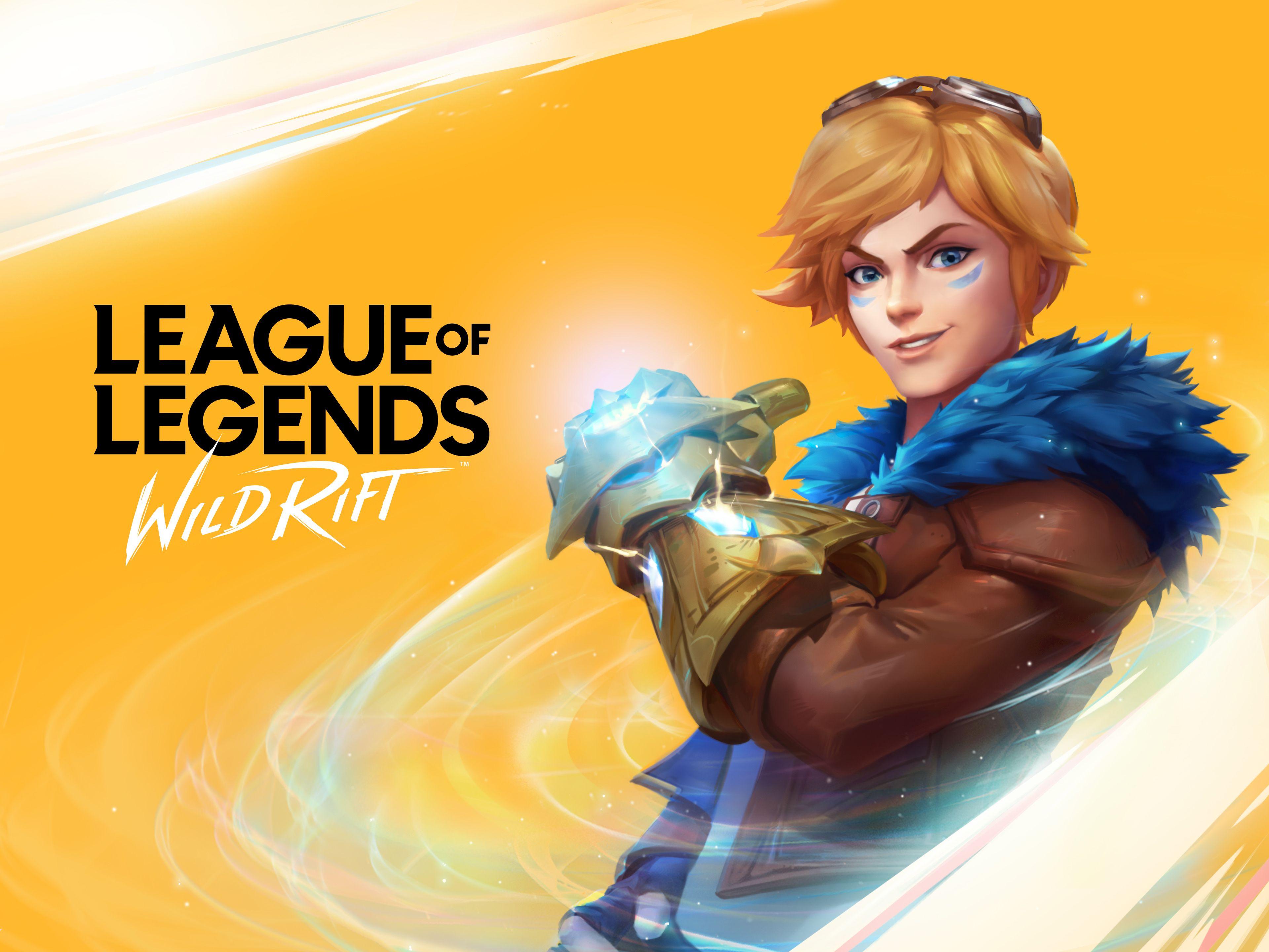League of Legends Wild Rift Liga dos lendários, Jogar