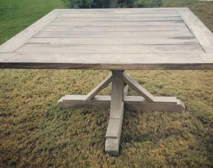 19 Ideas For Farmhouse Table Square Interior Design