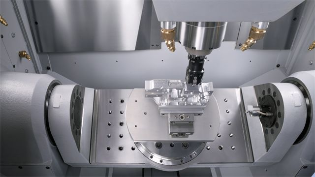 5 axis cnc multi-spindle rotary machining | CNC - 5-axis