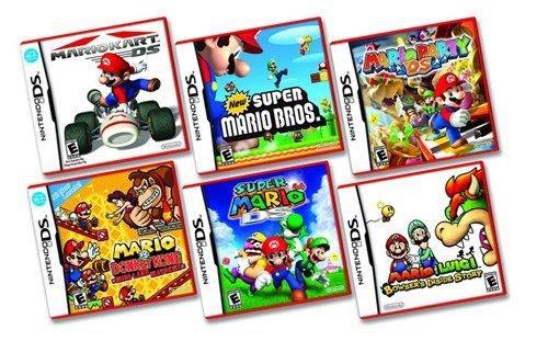 Juegos de nintendo ds y 3ds gratis por mega en español | juegos.