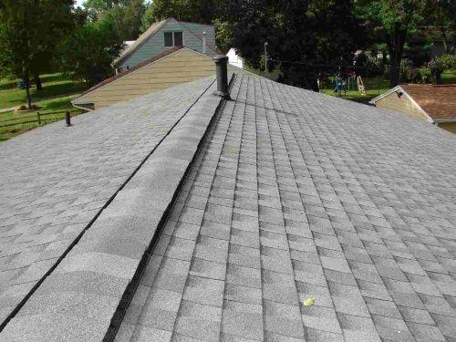 Continuous Ridge Vent Roofer911 Com Ridge Vent Ridge Vents Vented