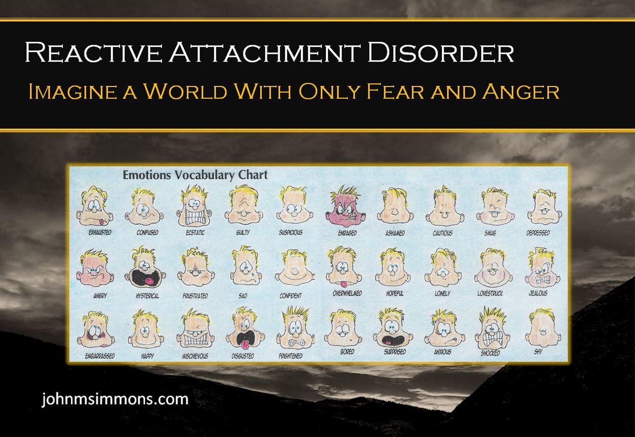 Rad Emotion Limitations Called Reactive Attachment