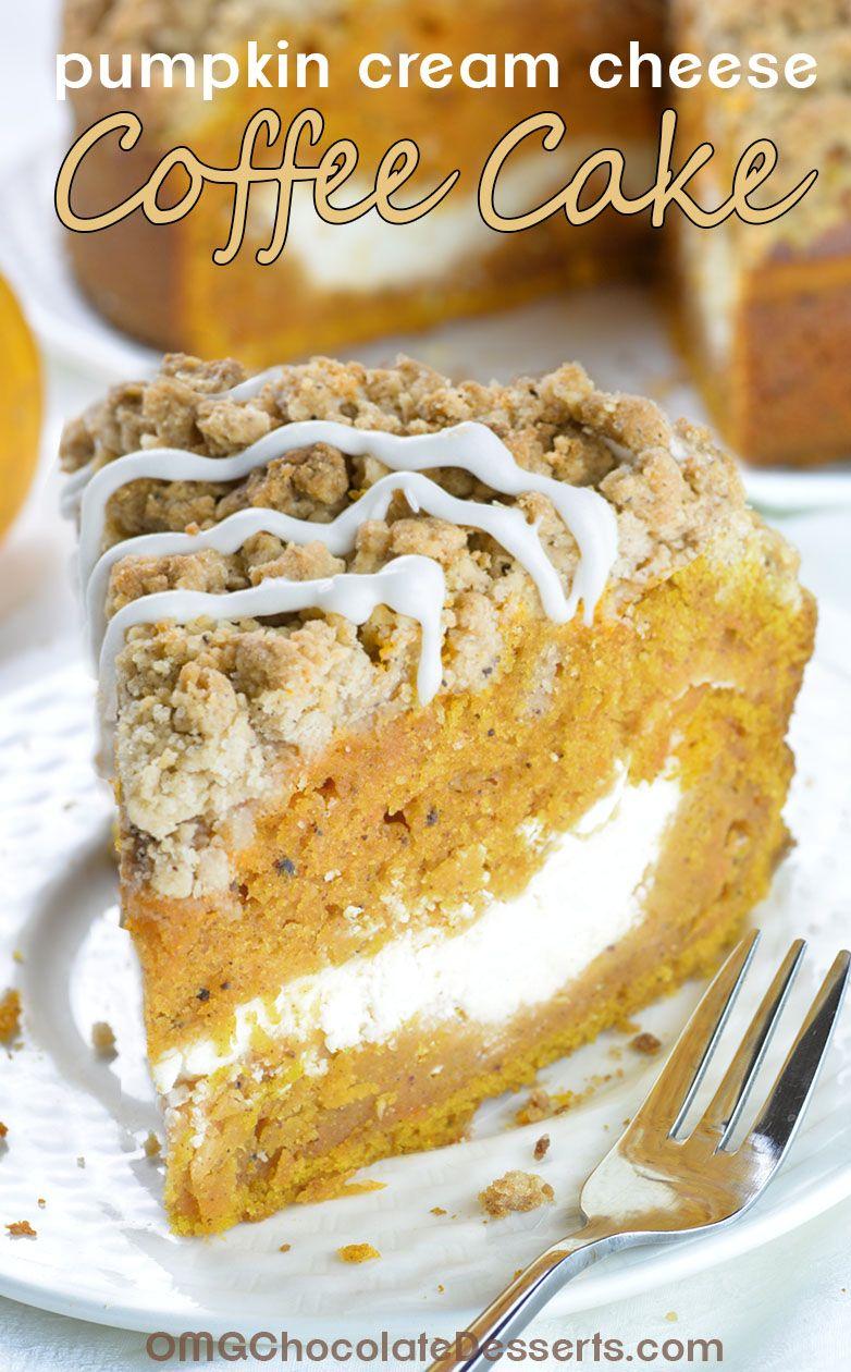 recipe: pumpkin cream cheese coffee cake [21]