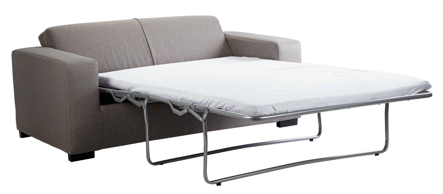 Argos Home Ava 2 Seater Fabric Sofa Bed