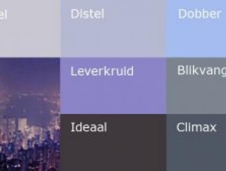 Warme kleuren verzadigde kleuren kleur humeur van for Kleurcombinaties interieur
