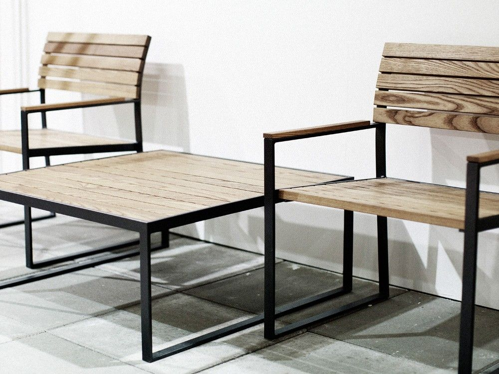 ra¶shults garden outdoor lounge chair by broberg ridderstra¥le