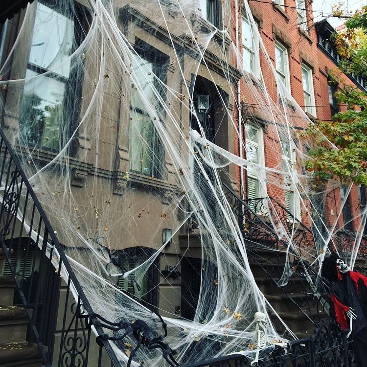 A Hoboken Halloween {2015} Photo Essay Decor, Ghosts, and