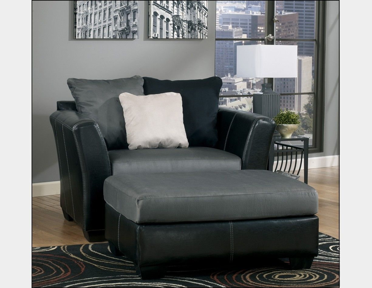 Representation Of Oversized Recliner Chair Product
