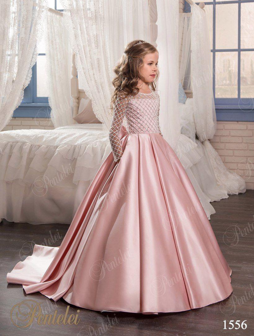 Новости | Flower girl dresses | Pinterest | Vestido de princesa ...