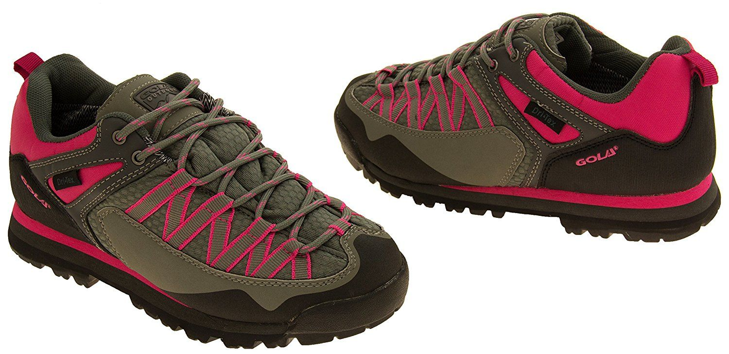 29de05126ef Womens Gola Waterproof Hiking Trekking Trainers Shoes    Be sure to check  out this awesome