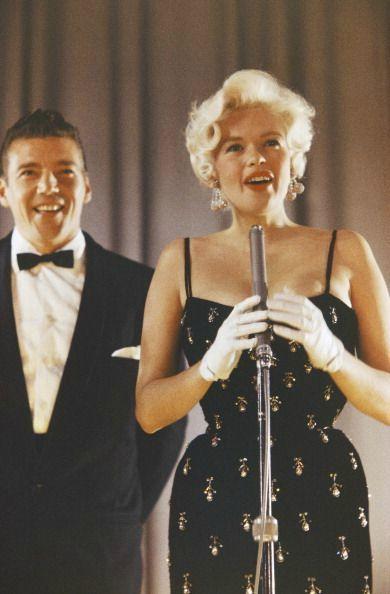 Jayne Mansfield & Mickey Hargitay.