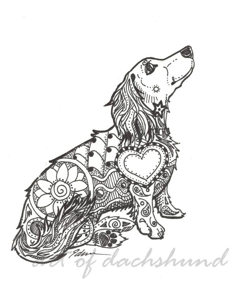 Tatuajes Por Diana Ordonez Dibujos De Perros Imagenes Para