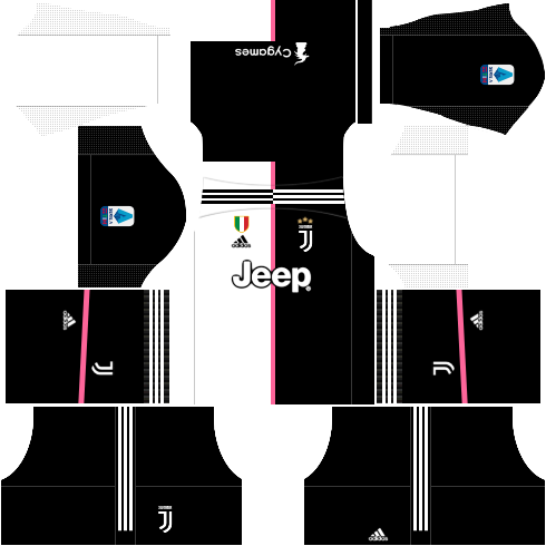 Copy Url Of Juventus Kits Season 2019 20 For Dream League Soccer 2019 Dls 19 With Complete Home Away And Third Kits Goa Juventus Soccer Kits Juventus Team