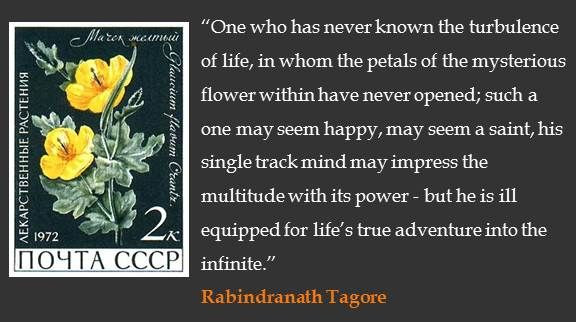 The Importance Of Difficult Times By Rabindranath Tagore