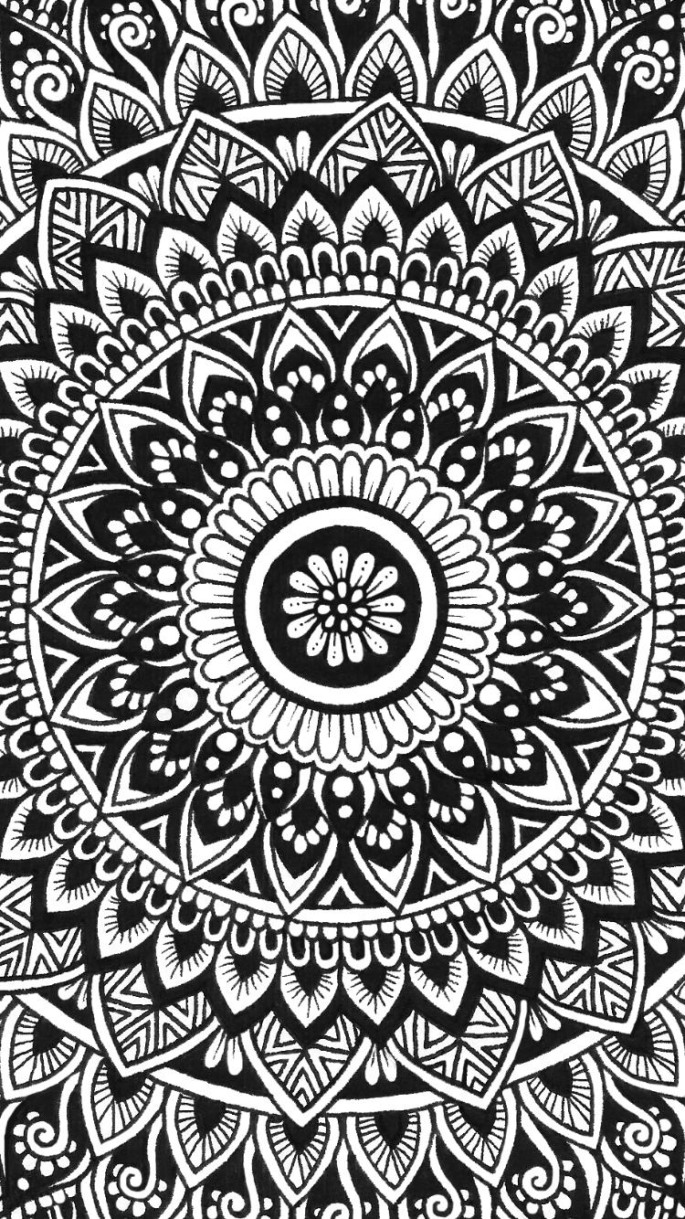 Mandala Iphone Wallpaper Drawing By Samschroederart Www Samschroederart Com Iphone Wallpaper Drawing Iphone Wallpaper Mandala Mandala Wallpaper