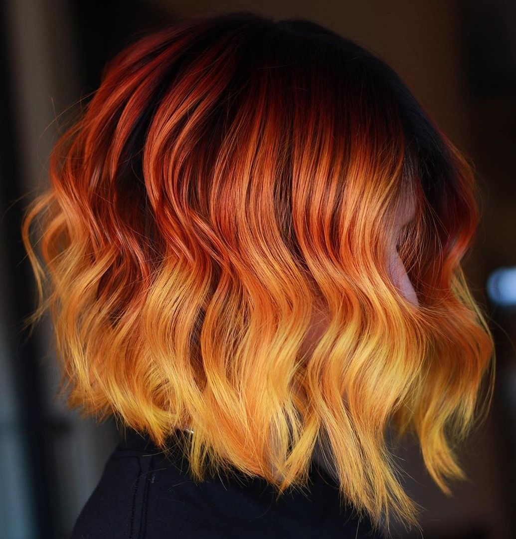 30 Ideas Of Black Hair With Highlights To Rock In 2020 Hair Adviser In 2020 Black Hair With Highlights Hair Highlights Dark Hair With Highlights