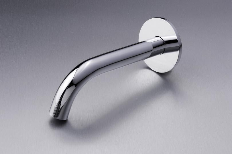 Round Wall Spout  | Product Code:  A105
