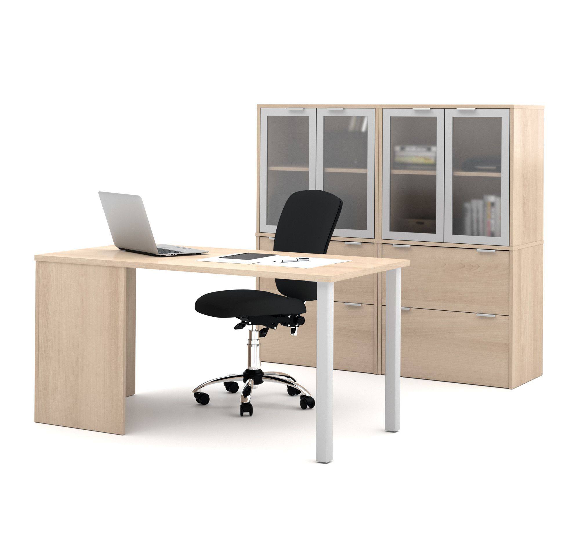 I3 3 Piece Standard Desk Office Suite   Products   Pinterest ...