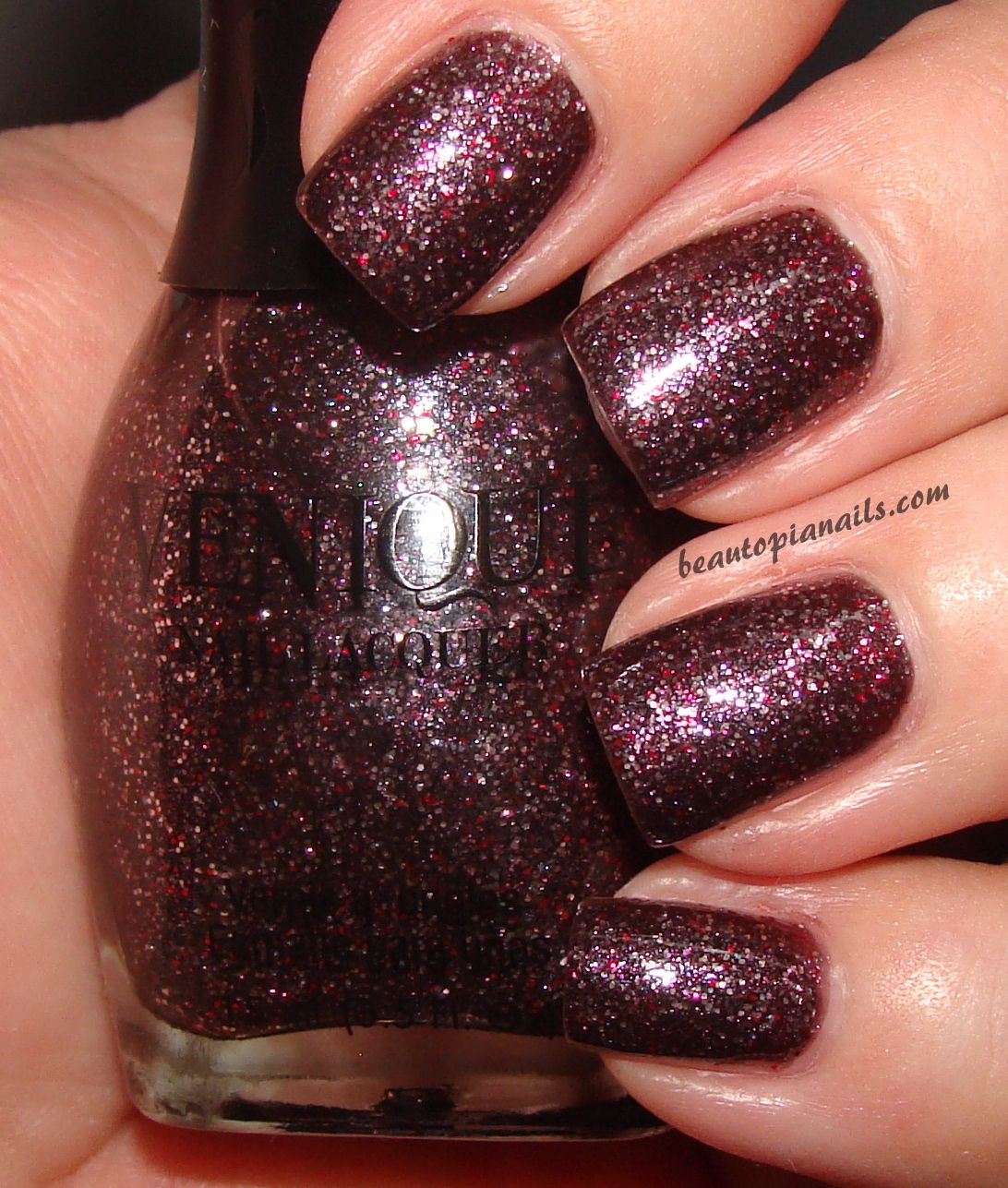Love Venique Nail Polish