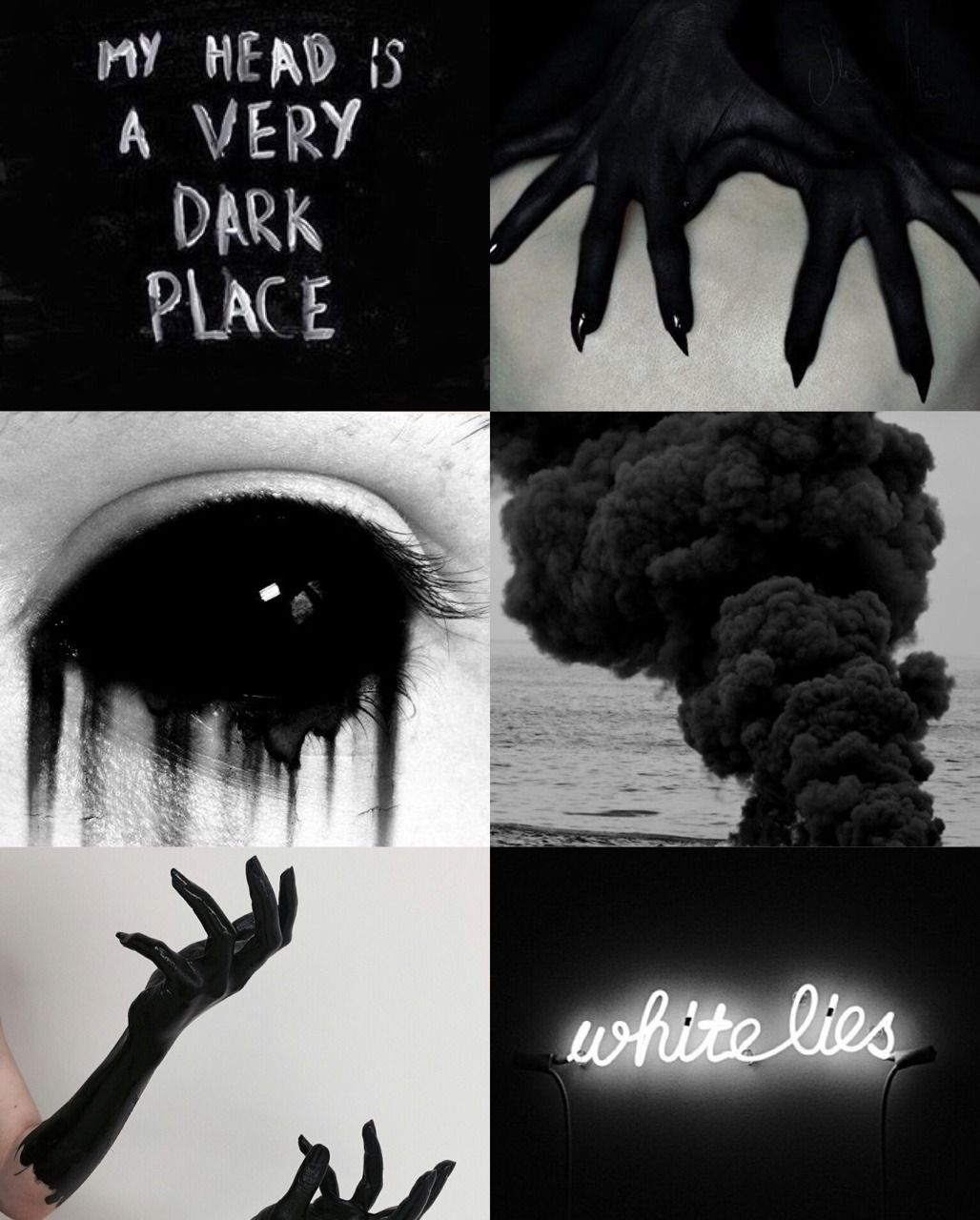 Demon Aesthetic The More You See Of Evil The More Evil Seems Limitless I Guess The Same Goes For Go Demon Aesthetic Death Aesthetic Aesthetic Wallpapers