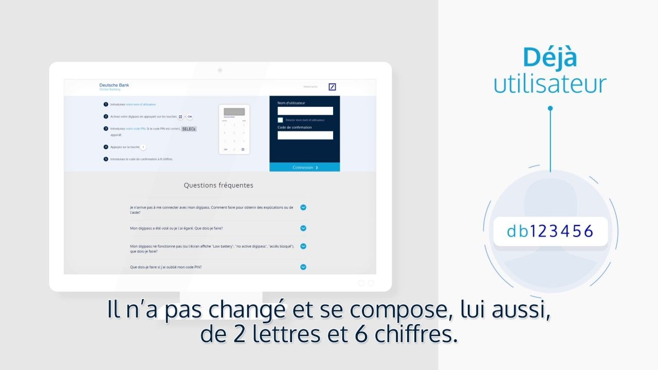 4 Comment Vous Connecter A L Online Banking Online Banking