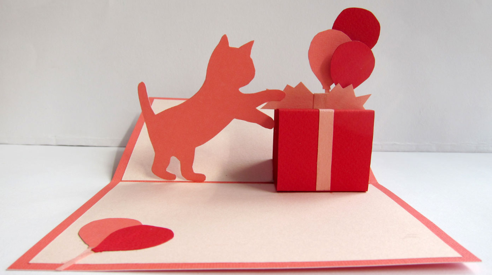 carte pop up anniversaire imprimer Carte Anniversaire Pop Up Imprimer en 2020 (avec images) | Carte