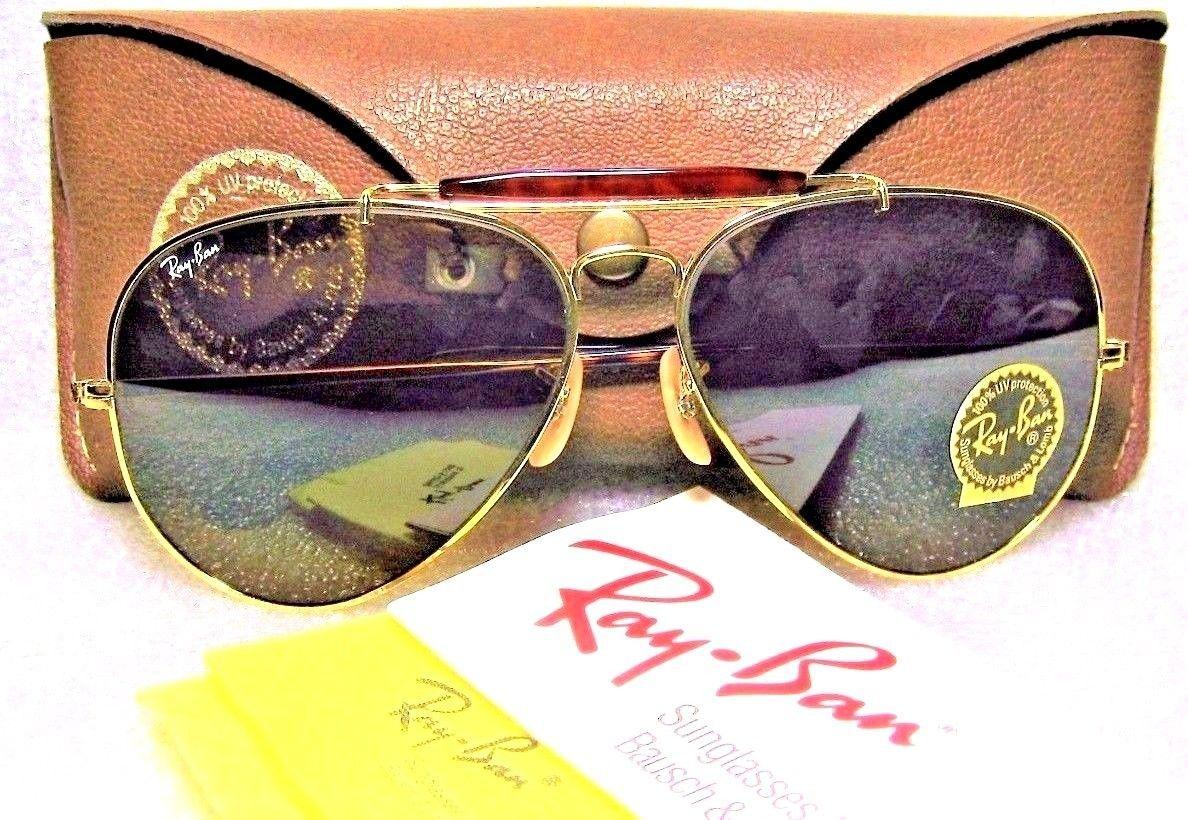 Ray Ban Vintage Sunglasses   gafas   Pinterest 9bcf39207d