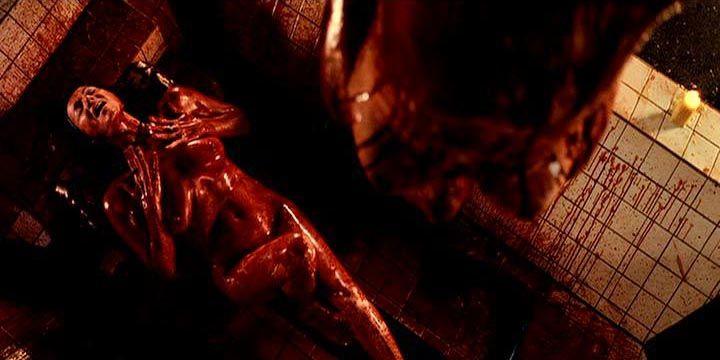 The Bloodbath Scene From Hostel Ii Hostel Part Ii Horror
