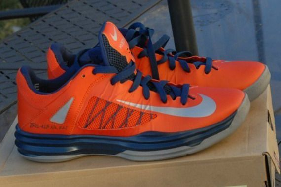 """cheap for discount a4641 64742 Nike Hyperdunk 2012 Low """"Syracuse"""""""