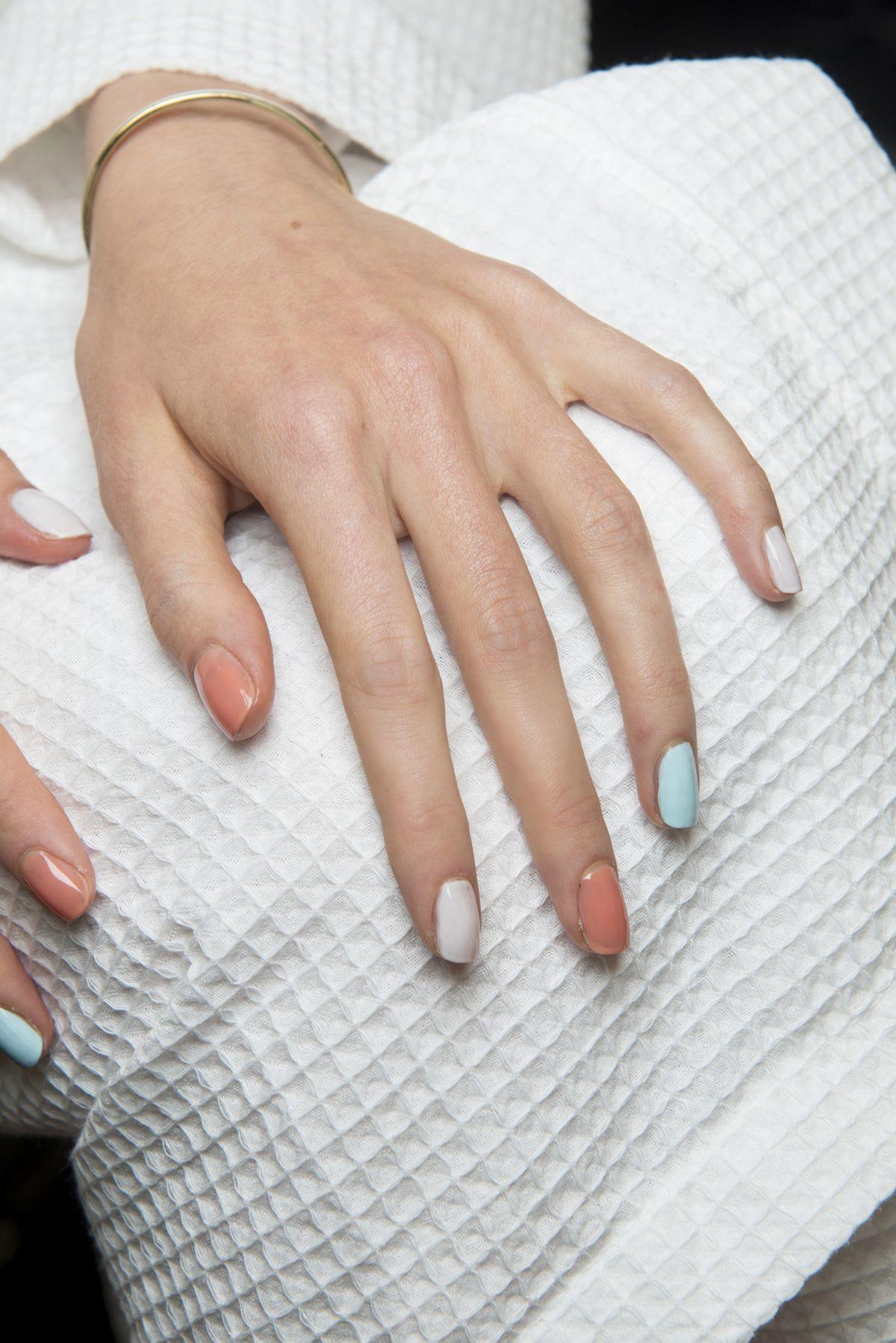 Contemporáneo Essie Color De Las Uñas De Tiro Seguro Polaco Modelo ...