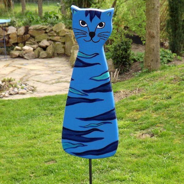 Geschenk+Gartenstecker,+Pflanzenstecker+Holz,++von+KIMAMA-design++auf+DaWanda.com