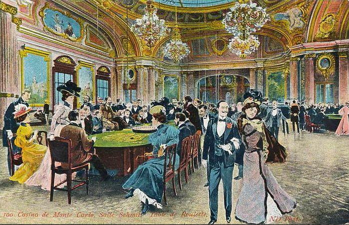 выкуп в стиле казино рояль