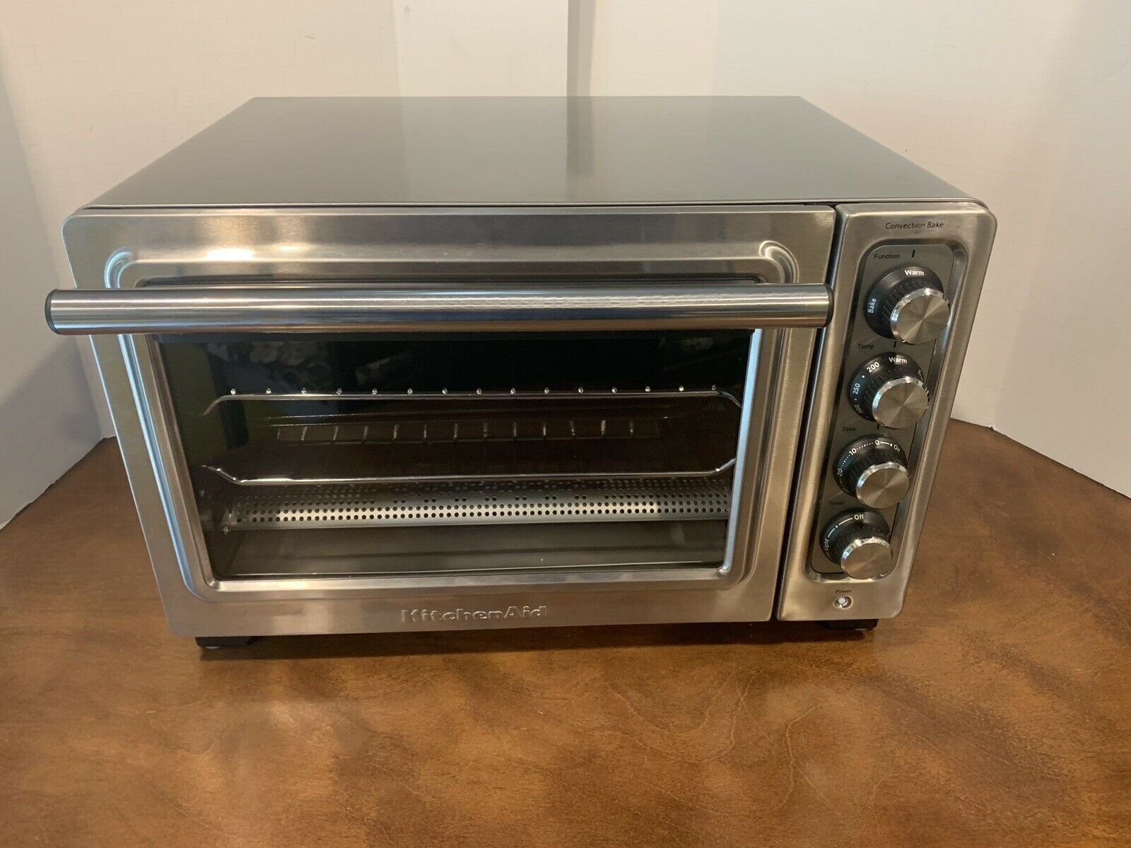 Kitchenaid Kco253q2ss Countertop Compact Oven Stainless Steel