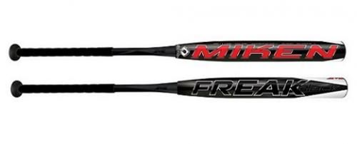 2016 MIKEN FREAK BLACK MAXLOAD SENIOR SOFTBALL BAT This
