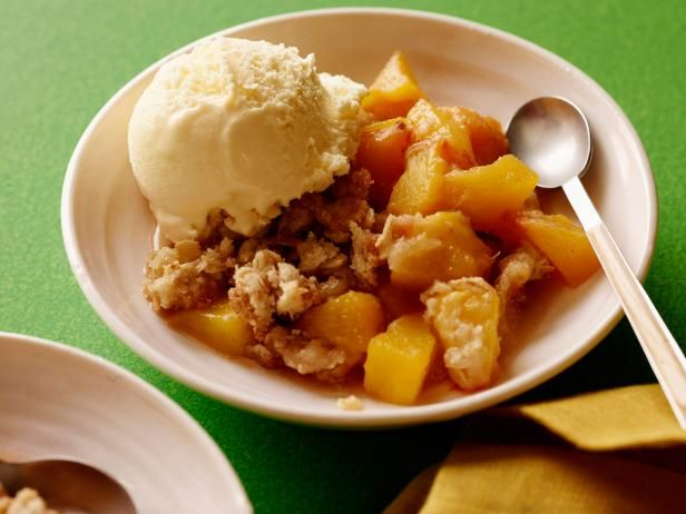 Louie and petes peach crisp recipe peach crisp crisp recipe food get louie and petes peach crisp recipe from cooking channel forumfinder Images
