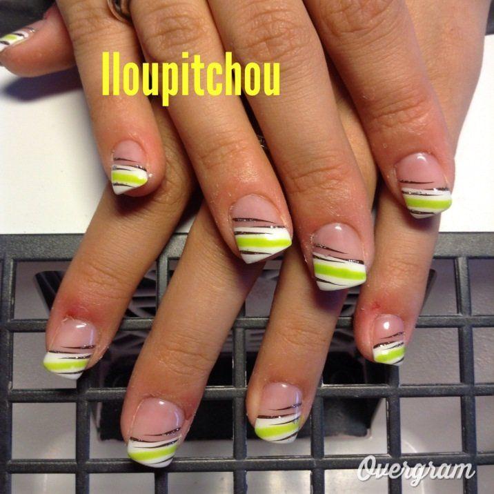 image d 233 co d ongle en gel skyrock ongles manicure makeup and