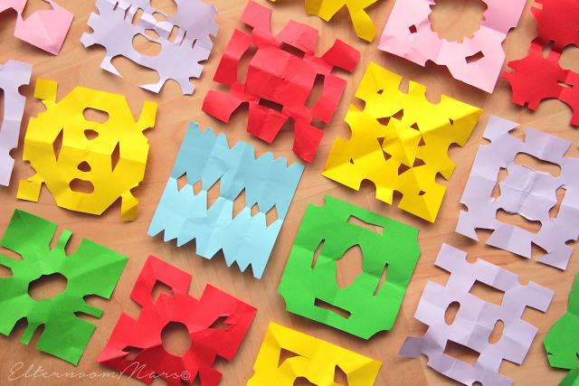 über Kinderscheren Und Einige Ideen Zum Schneiden Kg Alltag